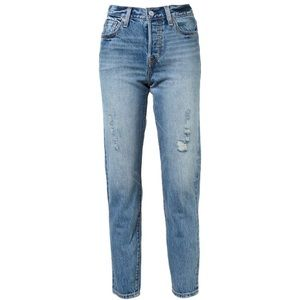 LAST ONE Levi's Iconic Selvedged Wedgie Fit Jeans